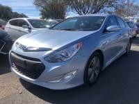 Used 2013 Hyundai Sonata Hybrid Limited Sedan For Sale Austin TX