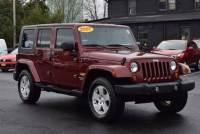 2007 Jeep Wrangler Unlimited 4x4 Sahara 4dr SUV