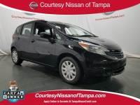 Certified 2016 Nissan Versa Note S Hatchback in Jacksonville FL