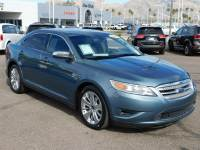 Used 2010 Ford Taurus Limited Sedan in Tucson, AZ
