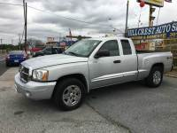 2005 Dodge Dakota 4WD SLT 4dr Club Cab SB