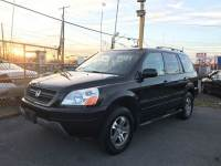 2004 Honda Pilot 4dr EX-L 4WD SUV w/Leather and Navigation System