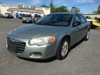 2006 Chrysler Sebring 4dr Sedan