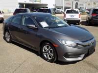 Used 2016 Honda Civic LX Sedan in Tucson, AZ
