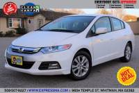 2012 Honda Insight EX 4dr Hatchback