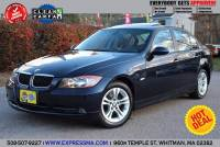 2008 BMW 3 Series AWD 328xi 4dr Sedan