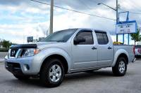 2012 Nissan Frontier 4x2 S 4dr Crew Cab SWB Pickup 5A