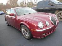2002 Jaguar S-Type 3.0 4dr Sedan
