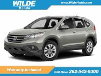 Certified Pre-Owned 2014 Honda CR-V EX-L With Navigation & AWD