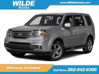 Certified Pre-Owned 2015 Honda Pilot EX 4WD