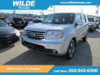 Certified Pre-Owned 2015 Honda Pilot SE 4WD