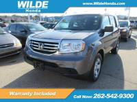 Certified Pre-Owned 2015 Honda Pilot LX 4WD