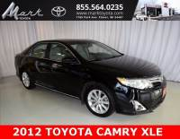 Certified Pre-Owned 2012 Toyota Camry XLE w/Bluetooth, Backup Camera, Moonroof, Smart Ke Sedan in Plover, WI