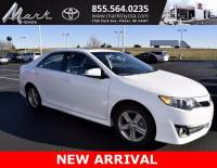 Used 2013 Toyota Camry SE w/Entune Navigation, Moonroof, Alloy Wheels & C Sedan in Plover, WI