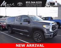 Used 2014 Toyota Tundra SR5 Double Cab 5.7L V8 4x4 w/TRD Odd Road Package, Truck in Plover, WI