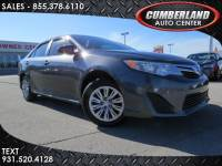 PRE-OWNED 2014 TOYOTA CAMRY LE FWD 4DR CAR