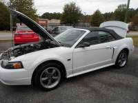 2002 Ford Mustang GT Deluxe 2dr Convertible