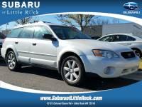 2007 Subaru Outback 2.5 i in Little Rock