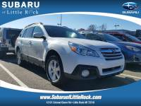 Certified Pre-Owned 2014 Subaru Outback 2.5i Premium in Little Rock, AR