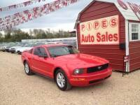 2005 Ford Mustang Deluxe 2dr Fastback