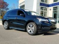 Certified Pre-Owned 2016 Acura MDX in Little Rock, AR