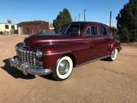1948 Dodge Deluxe Deluxe Fluid Drive Sedan