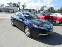 2009 Acura TL 4dr Sedan w/Technology Package