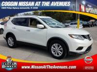 Certified 2015 Nissan Rogue SV SUV in Jacksonville FL