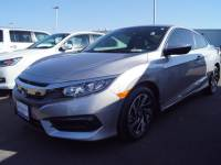 Pre-Owned 2016 Honda Civic LX-P FWD LX-P 2dr Coupe