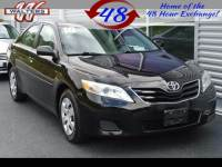 Pre-Owned 2010 Toyota Camry SE 6-Spd MT FWD 4dr Car