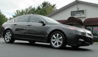2012 Acura TL Base 4dr Sedan
