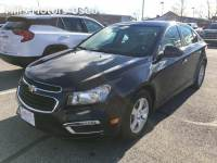 Certified Pre-Owned 2015 Chevrolet Cruze LT Bluetooth Nav WIFI HotSpot Backup Cam Pioneer Leather Heated Seats