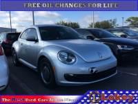 Used 2015 Volkswagen Beetle 1.8T Hatchback in Clearwater, FL