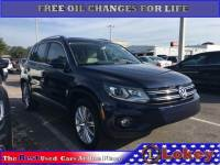 Used 2016 Volkswagen Tiguan SE SUV in Clearwater, FL