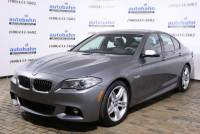 Pre-Owned 2016 BMW 5 Series 535i M-Sport Sedan Rear Wheel Drive Sedan