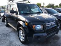 2007 Honda Element AWD EX 4dr SUV 5A