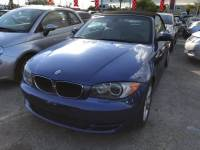 2008 BMW 1 Series 128i 2dr Convertible
