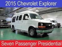 2015 Chevrolet Express Passenger Presidential Explorer