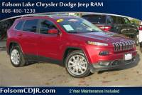 2016 Jeep Cherokee Limited FWD SUV - Certified Used Car Dealer Serving Sacramento, Roseville, Rocklin & Citrus Heights CA