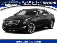 2015 Cadillac ATS Coupe 2.0L Turbo Premium RWD