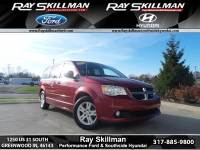 Pre-Owned 2011 Dodge Grand Caravan Crew FWD Minivan
