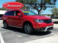 2016 Dodge Journey Crossroad SUV in New Port Richey, FL