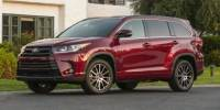 2017 Toyota Highlander AWD Limited Platinum 4dr SUV