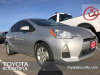 2012 Toyota Prius c Two 4dr Hatchback