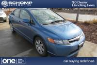 Pre-Owned 2008 Honda Civic LX FWD 4dr Car