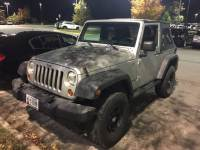 2007 Jeep Wrangler X SUV in Chantilly