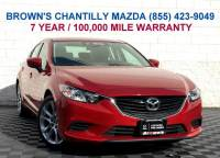 2017 Mazda6 Touring Sedan in Chantilly