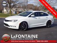 CERTIFIED PRE-OWNED 2015 CHRYSLER 200 C AWD
