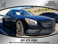 Pre-Owned 2013 Mercedes-Benz SL-Class SL550 Cabriolet in Little Rock/North Little Rock AR