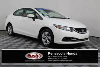 2014 Honda Civic LX 4dr CVT in Pensacola